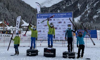 Sci Alpinismo: a Santa Caterina titolo tricolore per Magnini e De Silvestro
