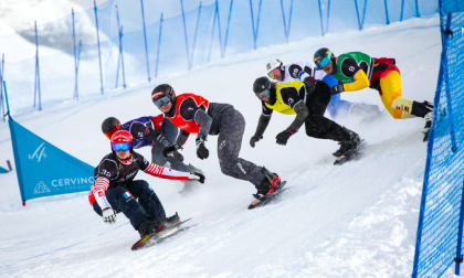 Snowboard Cross: in Valmalenco due tappe di Coppa del Mondo