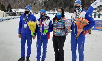 Sci Nordico: Rossi è d'oro fra le junior negli italiani sprint, la Cola è argento