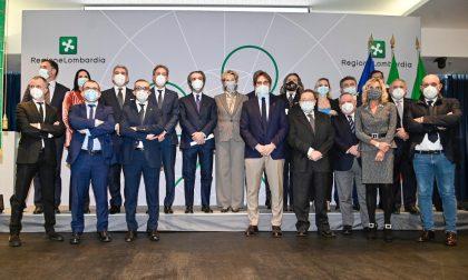 "Nuova Giunta Lombardia, Sertori: ""Saremo locomotiva del Paese"""