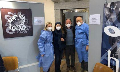 Via alle vaccinazioni a Tirano e Villa