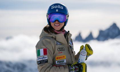 Cortina 2021: brava Elena, ma resta ai piedi del podio in Combinata