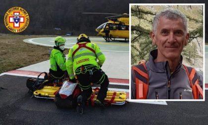 Morto l'escursionista disperso in Val Biandino
