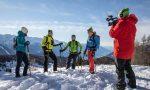 Lo sport invernale del Tiranese su Sky