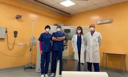 Radioterapia: Sondrio tra i primi reparti in Lombardia a introdurre le cartelle cliniche elettroniche