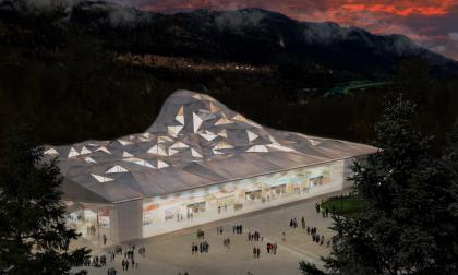 Ecco come sarà la Sondrio Arena, venerdì la presentazione