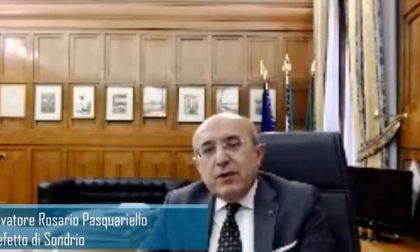"""Covid-19 in Provincia di Sondrio: """"L'arma vincente è la collaborazione di tutti"""""""
