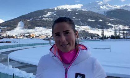 Alice Canclini candidata a diventare ambassador per Milano-Cortina 2026, votiamola