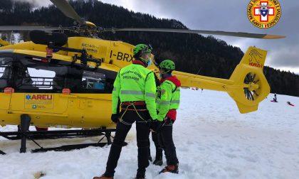Sciatore muore sullo Stelvio