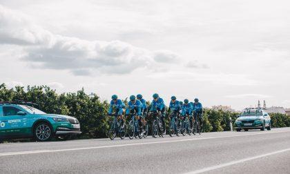 Eolo-Kometa ottiene la wildcard: sarà al Giro d'Italia