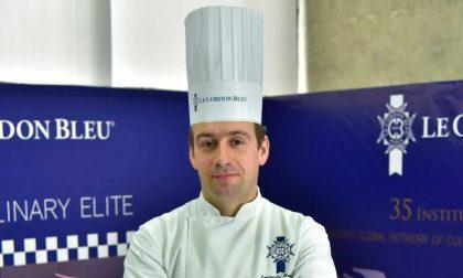 Martelli, partito da Villa, è docente di pasticceria a Parigi