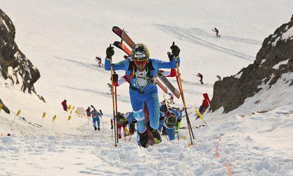 Bormio sullo sci alpinismo sport olimpico