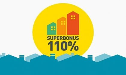 Superbonus 110%: già realizzati 549 interventi in Lombardia