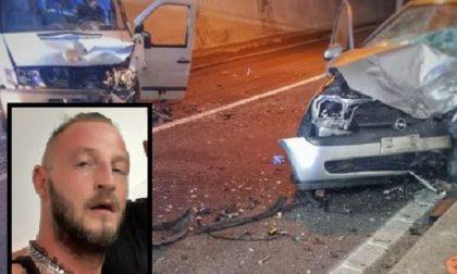 Tragedia sulla Lariana: muore Ezio Polti, resta grave l'imprenditore di Merate