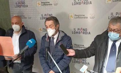 Lombardia passa in zona arancione rafforzato, scuole chiuse