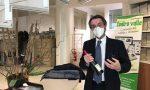Il Governatore Fontana visita Centro Valle e ci fa gli auguri per i 50 anni in video
