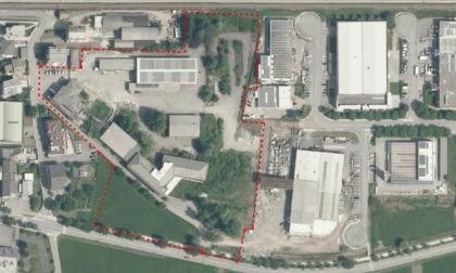 Nuova zona residenziale e commerciale a Sondrio