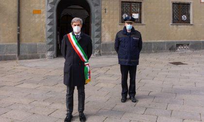 Sondrio ha commemorato le vittime del Covid
