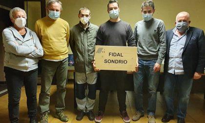 Giovanni Del Crappo confermato Presidente Fidal Sondrio
