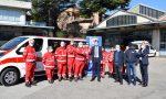 Cancro Primo Aiuto dona un'auto alla CRI di Colicoper rispondere all'emergenza Covid-19