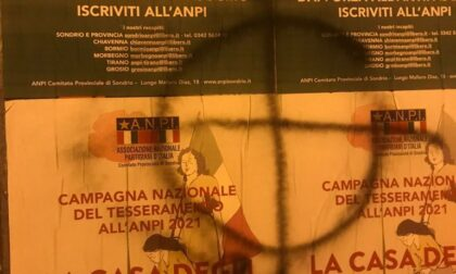 Atto fascista a Chiavenna