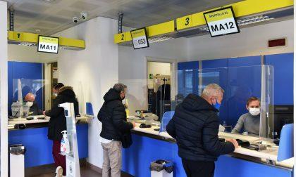 Zona rossa: uffici postali operativi e garantito il servizio di recapito