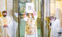 Santa Maria della Sassella a Sondrio elevata a Santuario Diocesano, le foto della cerimonia