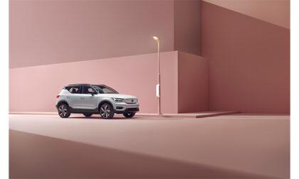 Volvo XC40 Recharge, il SUV compatto full electric