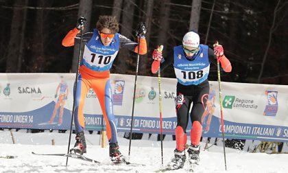 Campionati Italiani U14 in Val di Scalve: Giacomelli e Leone campioni