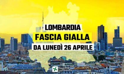 Lombardia in zona gialla, le principali novità per le norme anti covid