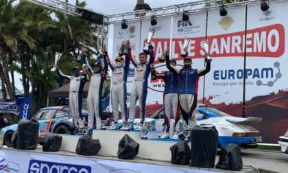 Piloti Valtellinesi protagonisti nel Rally di Sanremo