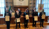 Ordine al Merito della Repubblica Italiana: sei onorificenze a Sondrio