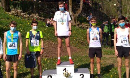 Corsa in Montagna: Curioni e Bertolini Campioni Regionali
