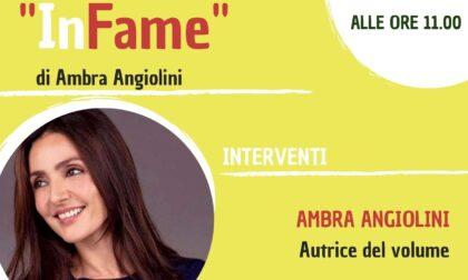 """Ambra Angiolini incontra gli studenti e presenta il libro """"InFame"""""""