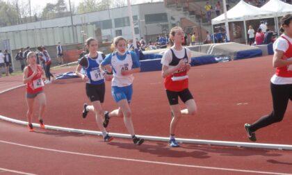 Atletica leggera: valtellinesi brillano nel week end