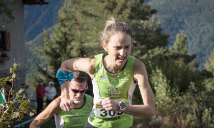 Una valtellinese è prima nella Classifica Mondiale di Corsa in Montagna