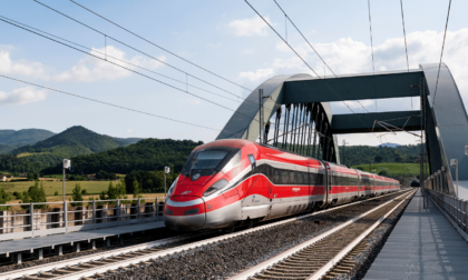 Treno Covid Free Milano-Roma: è partita la prima corsa