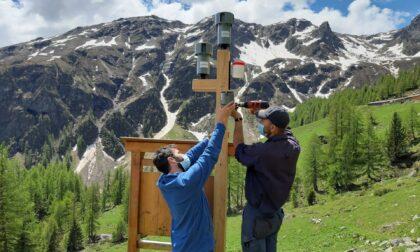 Parco, campionatori per il monitoraggio della qualità dell'aria