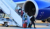 Volo dall'India a Orio: cinque casi di variante indiana e uno di inglese