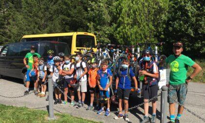 Sondalo: insieme all'estate inizia il quarto corso di MTB