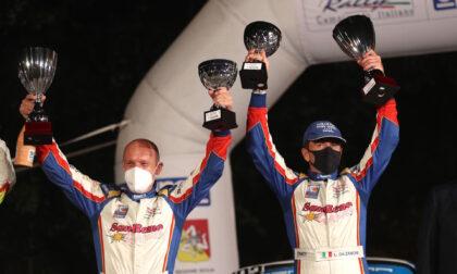 Da Zanche firma il primo successo alla Targa Florio su Porsche