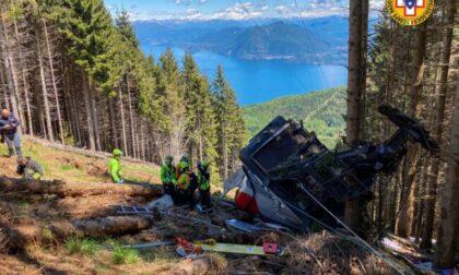 Precipita una cabina della funivia Stresa-Mottarone, 14 morti