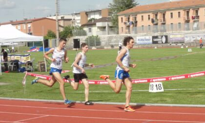 Meeting Gold Lombardia: i valtellinesi alla due giorni di Saronno