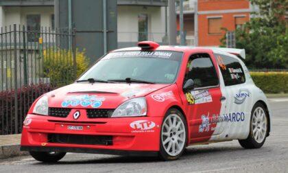 Gianesini secondo di S1600 al Camunia Rally