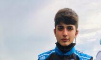 Podio per Giuseppe Forenzi al Campionato Italiano karting Rotax Max Challenge