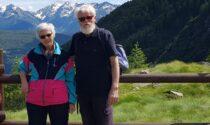 Sono sposati da 60 anni, l'anniversario nel reparto covid dell'ospedale Morelli