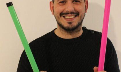 Imprenditore lombardo fa il botto con il tubo sonoro di Frank Matano in Lol
