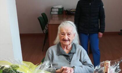 Festeggiati i primi 100 anni della nonnina Zita Bonifacio