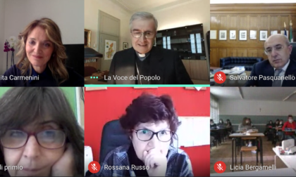 """""""Le emergenze dell'Europa"""": il Sottosegretario Della Vedova  e Mons. Tremolada incontrano gli studenti"""