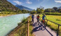 Cicloturismo: intensa attività promozionale per promuovere l'offerta della Valtellina